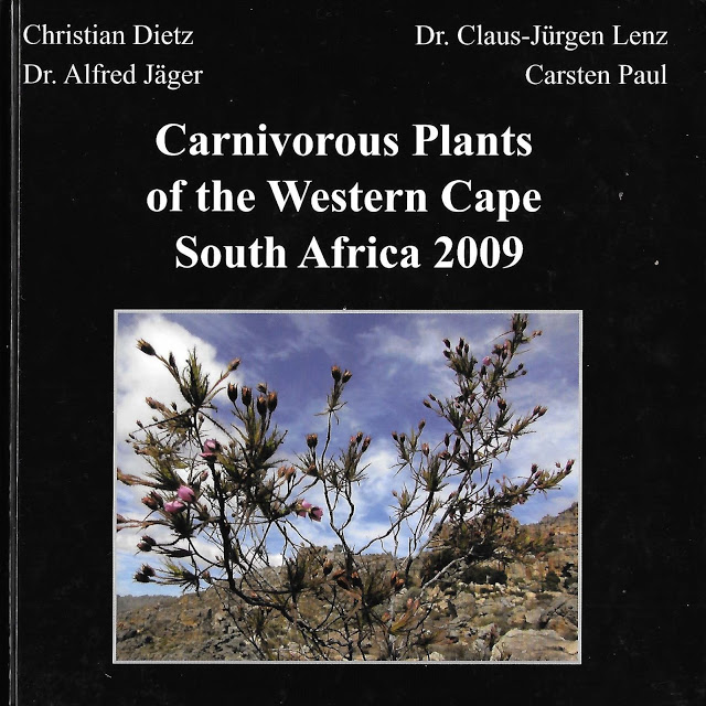 Carnivorous plants of the Western Cape – South Africa