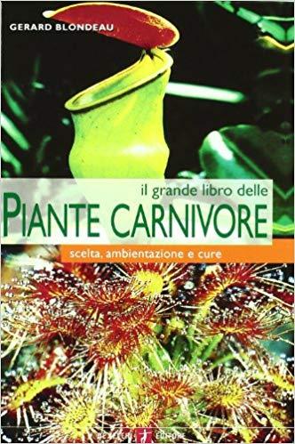 Il grande libro delle piante carnivore