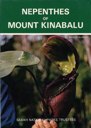 Nepenthes of Mount Kinabalu